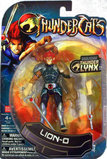 Thundercats Thunder Lynx Basic Lion-O Action Figure