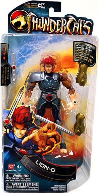 Thundercats Collector Series 1 Lion-O Action Figure