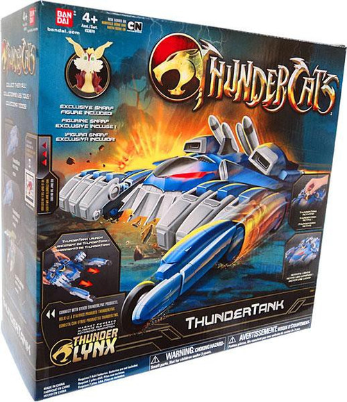Thundercats Thundertank Action Figure Vehicle