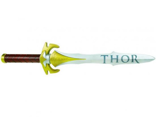 The Mighty Avenger Thor's Sword Roleplay Toy