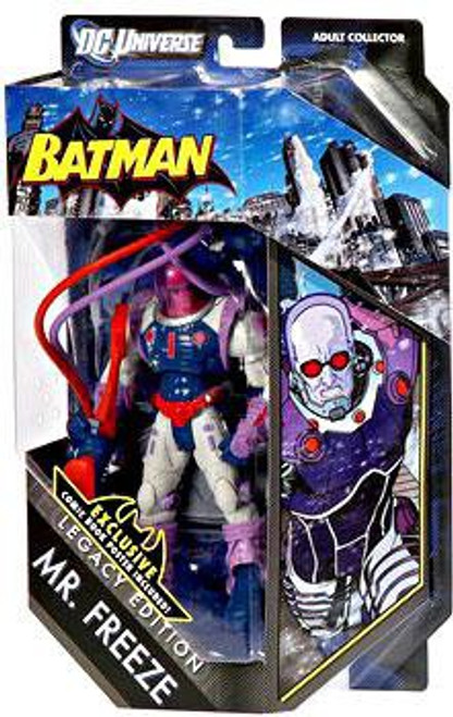 Batman Legacy Edition Series 1 Mr. Freeze Action Figure