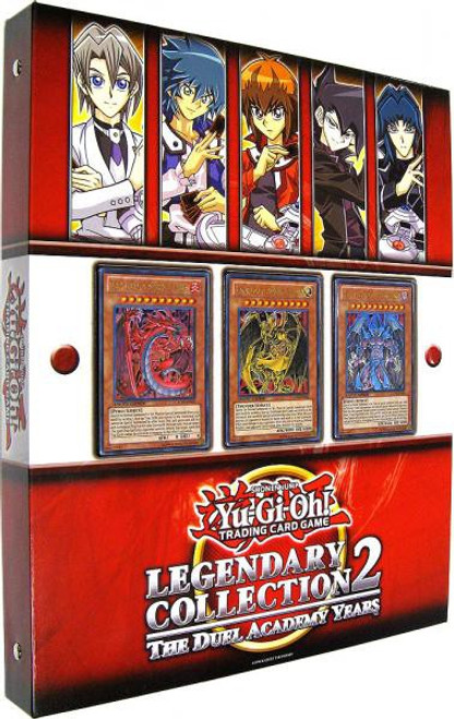 YuGiOh GX Legendary Collection 2: The Duel Academy Years [Sealed]