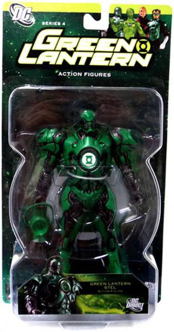DC Green Lantern Series 4 Stel Action Figure