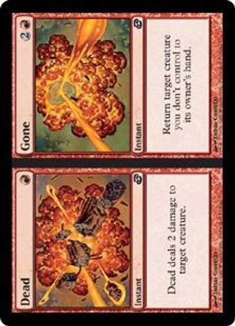 MtG Planar Chaos Common Dead // Gone #113