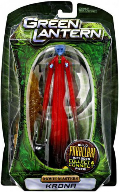 Green Lantern Movie Movie Masters Series 3 Krona Action Figure