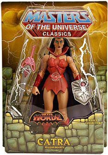 Masters of the Universe Classics The Evil Horde Catra Exclusive Action Figure