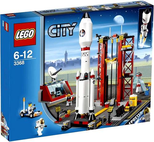 LEGO City Space Center Set #3368