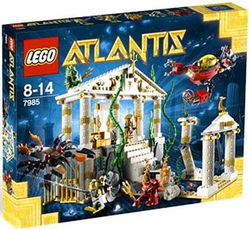 LEGO City of Atlantis Set #7985
