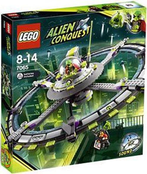 LEGO Alien Conquest Alien Mothership Set #7065