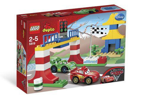 LEGO Disney Cars Duplo Cars 2 Tokyo Racing Set #5819