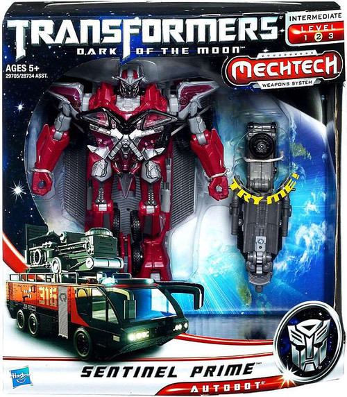 Transformers Dark of the Moon Mechtech Voyager Sentinel Prime Voyager Action Figure