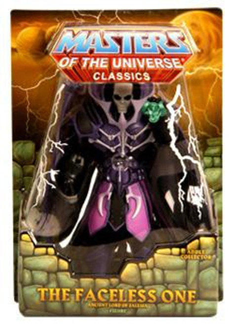 Masters of the Universe Classics Club Eternia The Faceless One Exclusive Action Figure