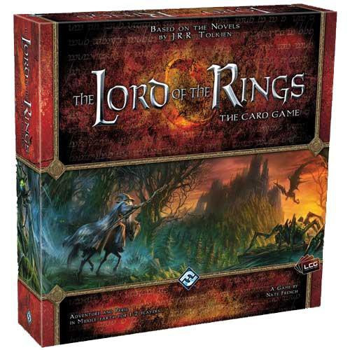 The Lord of the Rings The Card Game Lord of the Rings LCG Core Set