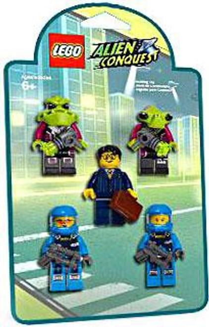 LEGO Alien Conquest Battle Pack Set #853301