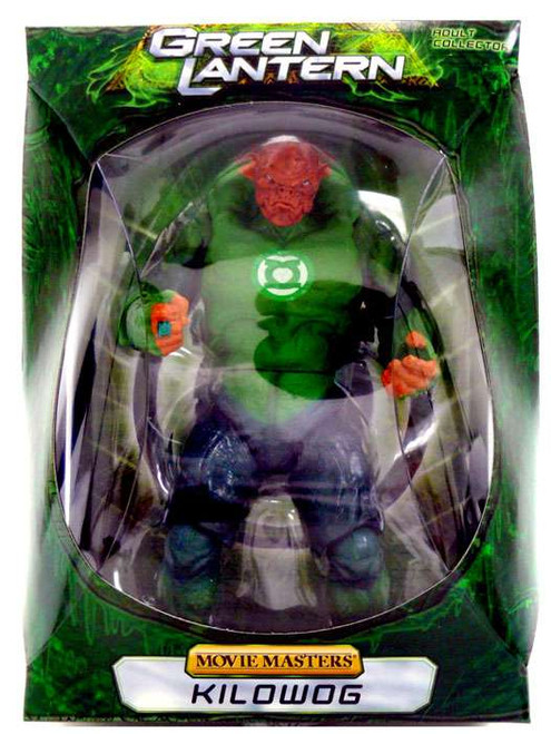 Green Lantern Movie Movie Masters Kilowog Exclusive Action Figure
