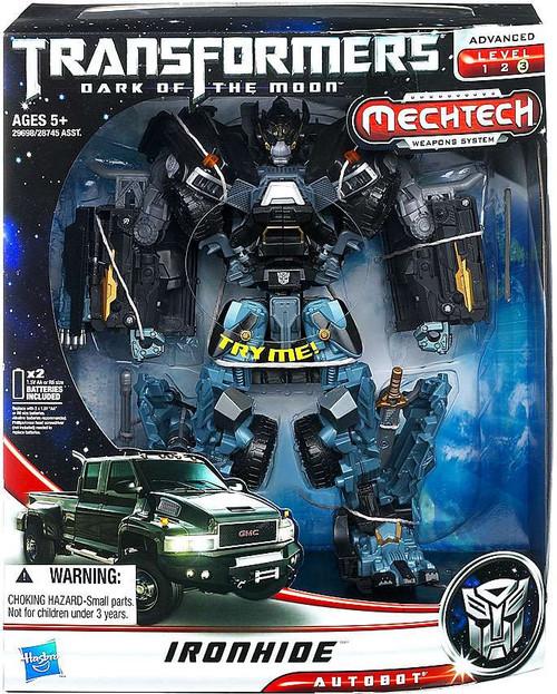 Transformers Dark of the Moon Mechtech Leader Ironhide Leader Action Figure
