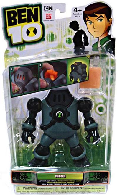 Ben 10 Ultimate Alien DNA Alien Heroes NRG Action Figure