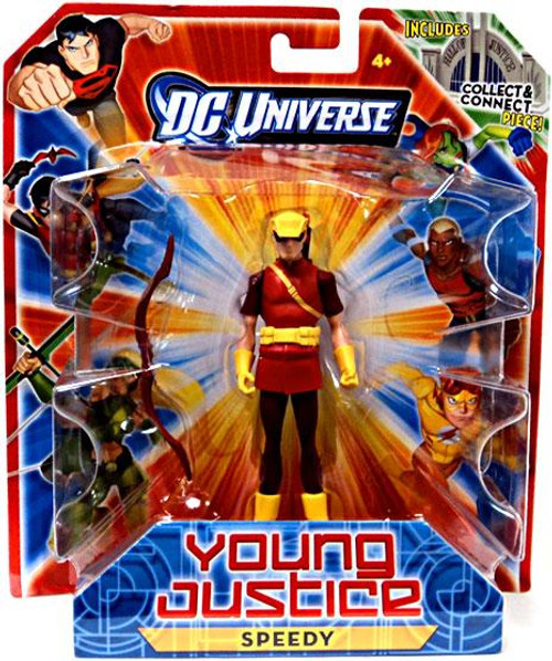 DC Universe Young Justice Speedy Action Figure