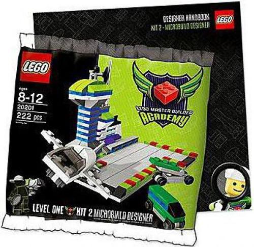 LEGO Master Builder Academy MBA Microbuild Designer Mini Set #20201 [Bagged]