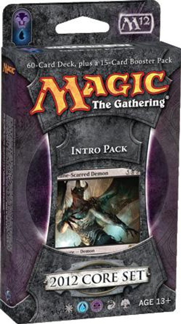 MtG Magic 2012 Grab for Power Intro Pack [Sealed]