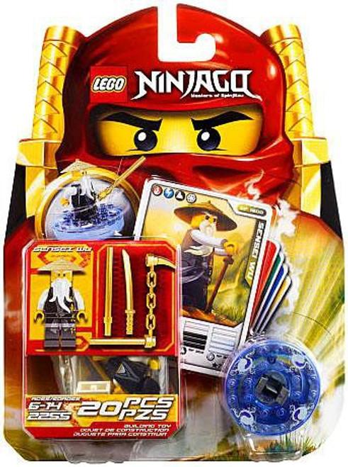 LEGO Ninjago Spinjitzu Spinners Sensei Wu Set #2255