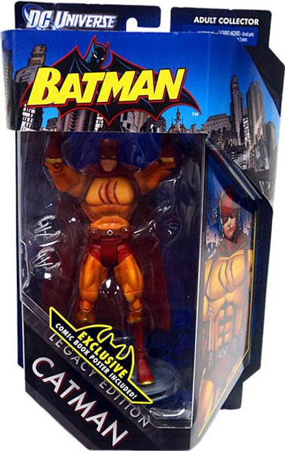 Batman Legacy Edition Series 2 Catman Action Figure