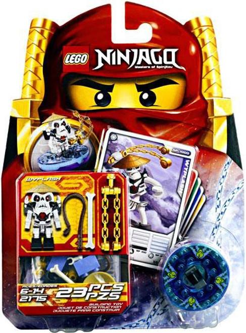 LEGO Ninjago Spinjitzu Spinners Wyplash Set #2175