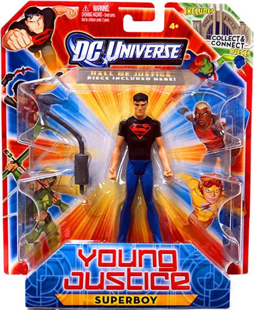 DC Universe Young Justice Superboy Action Figure