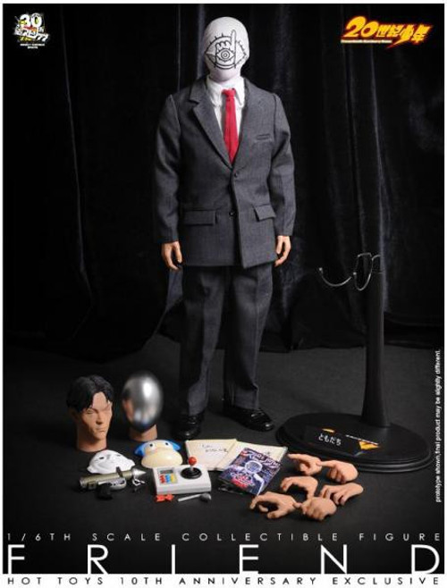 The 20th Century Boys Friend Exclusive 1/6 Collectible Figure