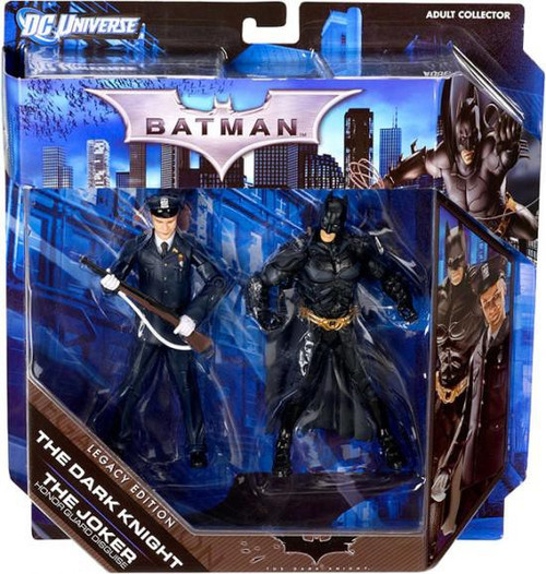 Batman Legacy Edition The Dark Knight Returns The Dark Knight & The Joker Action Figure 2-Pack
