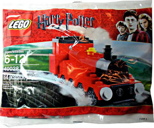 LEGO Harry Potter Series 2 Mini Hogwarts Express Exclusive Mini Set #40028 [Bagged]