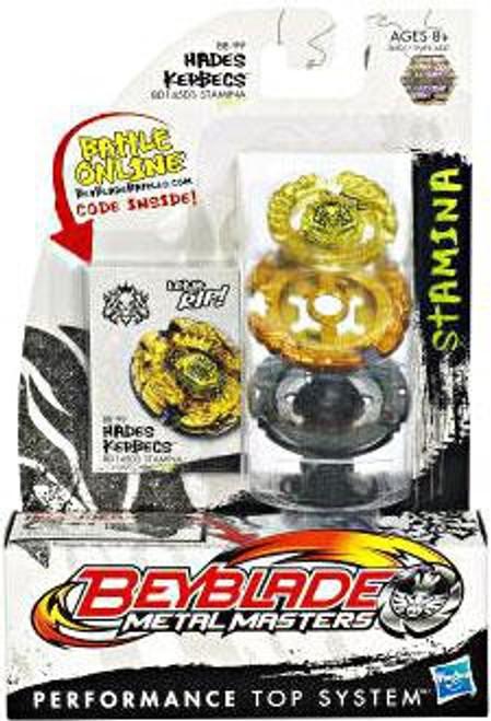 Beyblade Metal Masters Hades Kerbecs Single Pack BB-99