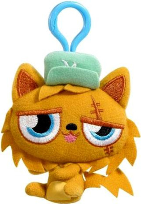 Moshi Monsters Gingersnap Plush Clip On