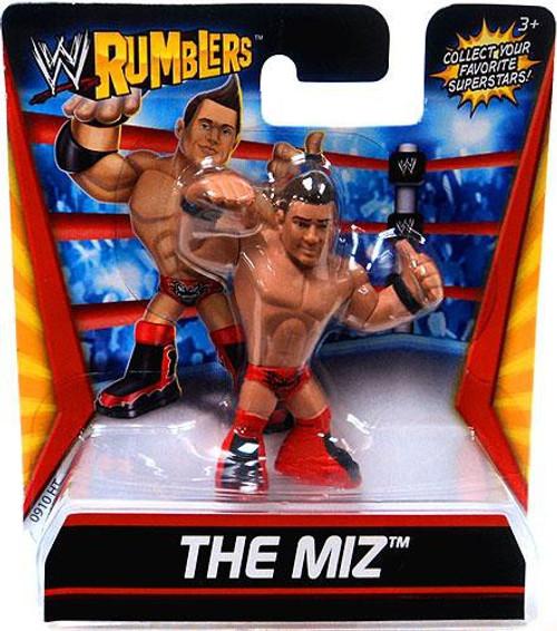 WWE Wrestling Rumblers Series 1 The Miz Mini Figure