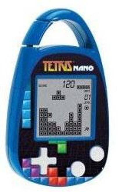 Carabiner Edition Tetris Nano Electronic Handheld Game
