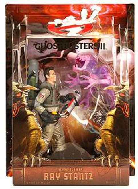 Ghostbusters II Ray Stantz Exclusive Action Figure [Slime Blower]