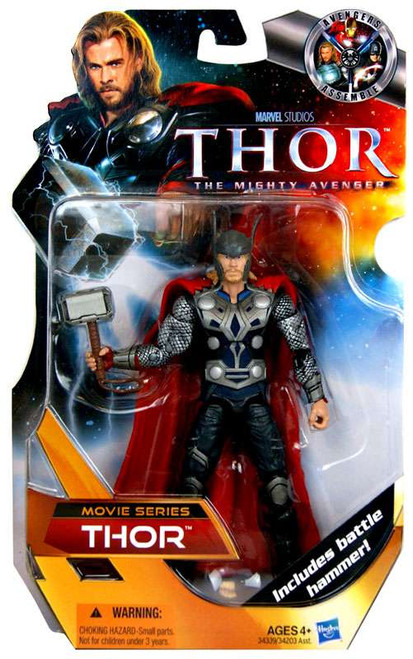 The Mighty Avenger Movie Series Thor Exclusive Action Figure [Movie Series]