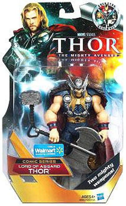 The Mighty Avenger Comic Series Thor Exclusive Action Figure [Lord of Asgard]