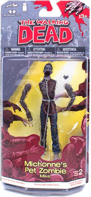 McFarlane Toys Walking Dead Comic Series 2 Michonne's Pet Zombie Action Figure [Mike]