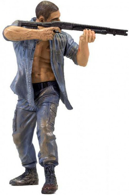 McFarlane Toys Walking Dead AMC TV Series 2 Shane Walsh Action Figure