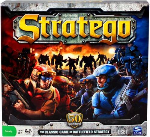 Stratego Board Game