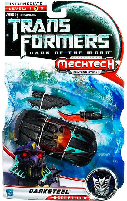 Transformers Dark of the Moon Mechtech Darksteel Deluxe Action Figure