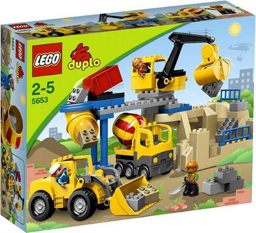 LEGO Duplo Stone Quarry Set #5653