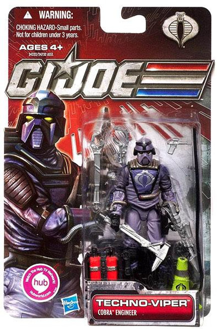 GI Joe 30th Anniversary Techno Viper Action Figure