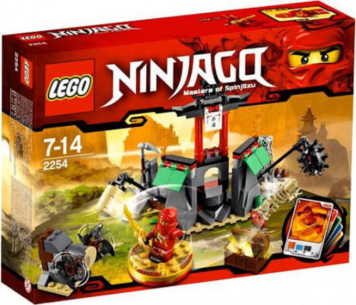 LEGO Ninjago Mountain Shrine Set #2254