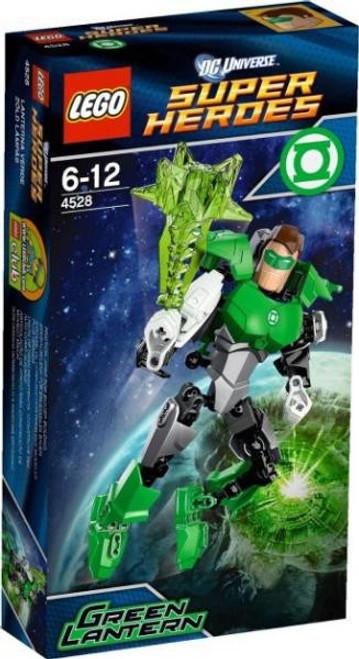 LEGO DC Universe Super Heroes Green Lantern Set #4528