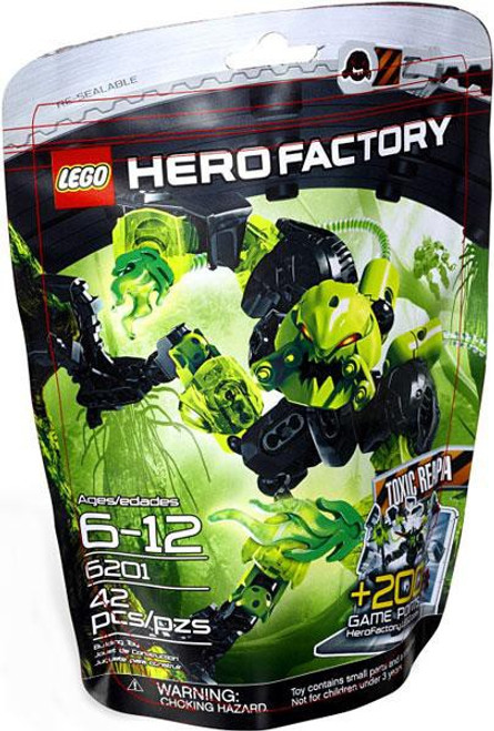 LEGO Hero Factory Toxic Reapa Set #6201