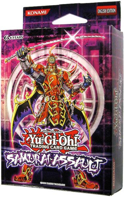 YuGiOh Six Samurai Assault Special Edition Pack [Sealed]