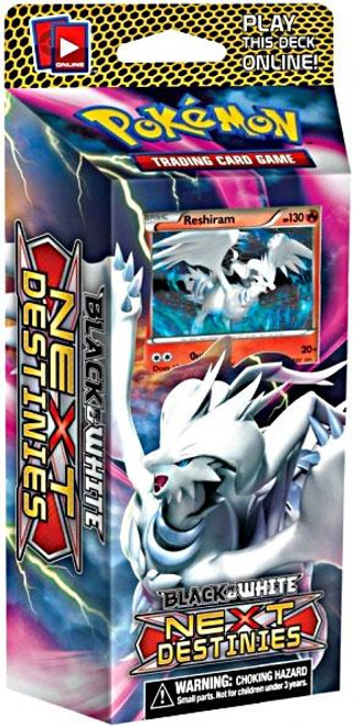 Pokemon Black & White Next Destinies Explosive Edge Theme Deck [Sealed Deck]