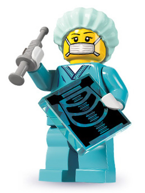 LEGO Minifigures Series 6 Surgeon Minifigure [Loose]